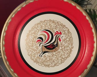 19 in Rooster Platter