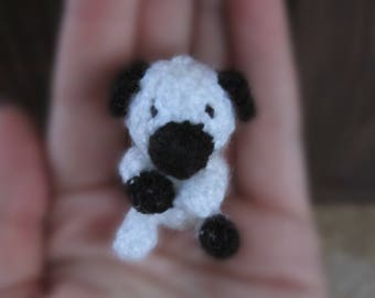 Miniatures Puppy dog Lucky blythe friends 1.6 inches