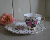Vintage Teacup and Saucer...