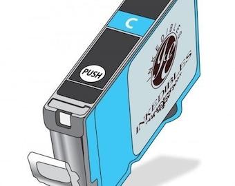 Inkedibles™ Edible Ink Cartridge for Epson T069220 (Cyan)