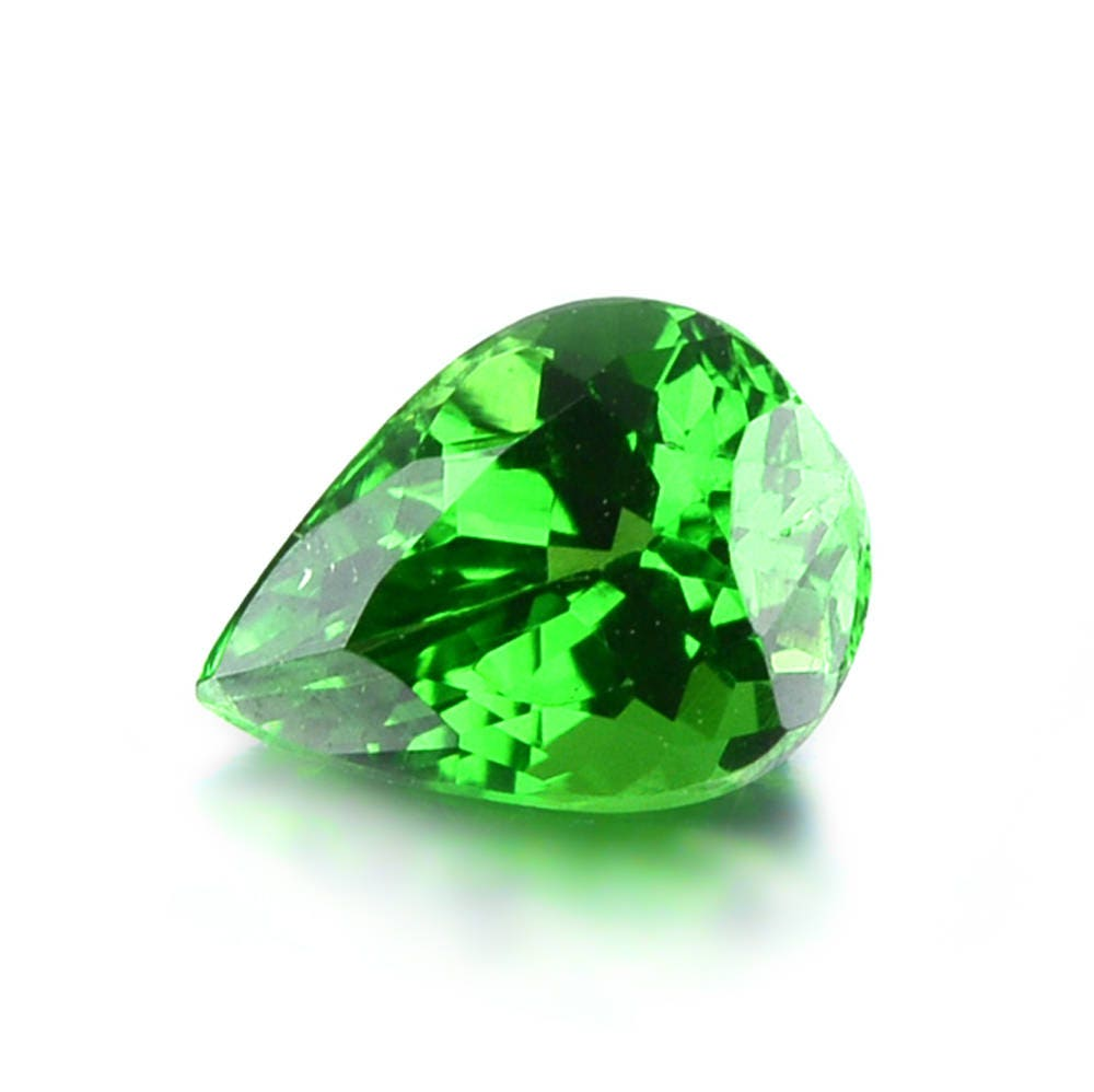minerals gemstone pin and my tsavorite favorite gems garnet pinterest