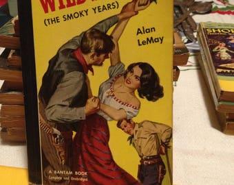 Wild Justice, Alan leMay 1948
