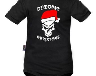 Bodysuit: Demonic Christmas