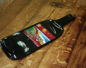 Melted Wine Bottle - Great Wall Decor for Bar