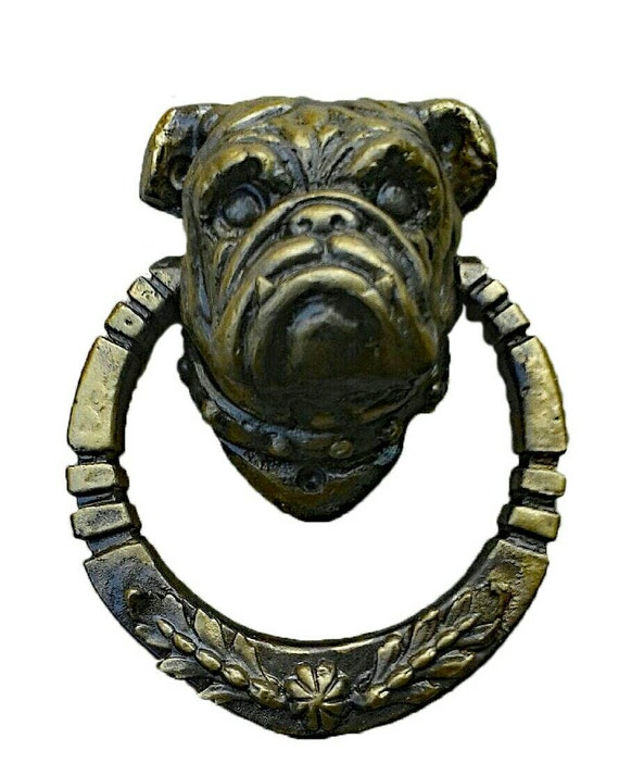 Bulldog Door Knocker, Dog, Animal, French Bulldog, Puppy, Boxer From  FabbriCreations On Etsy Studio