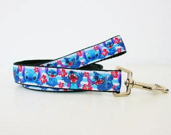 Stitch Lilo Disney Lead Leash Training Matching