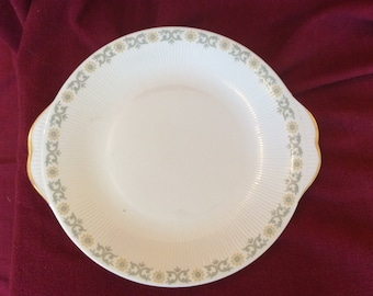 """Paragon Fiona Cake or Bread Plate 10.5"""""""
