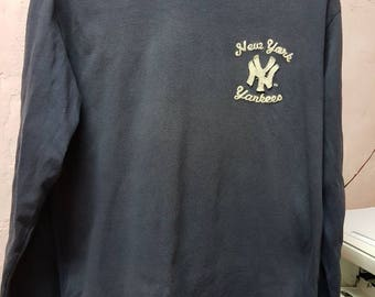 FREE SHIPPING!!! Vintage Major league NY sportshirt