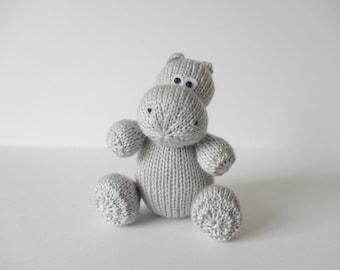 Free Amigurumi Hippo Pattern : Pattern hailey the hippo crochet hippo pattern amigurumi