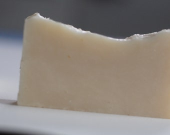 Pure Unscented Vegan Homemade Soap