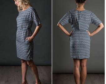 The Sheath Dress PDF sewing pattern
