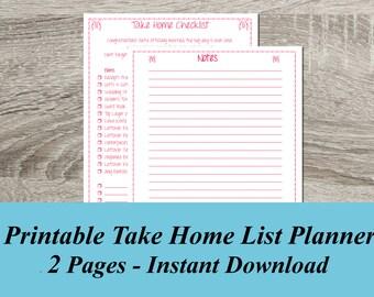 instant download wedding guest list pdf wedding planning 6. Black Bedroom Furniture Sets. Home Design Ideas