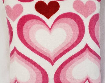 Pounding Hearts Quillow/Blanket/Throw/Travel Quillow
