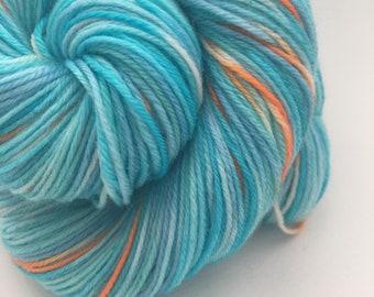 Knitting Nemo - 4ply superwash wool