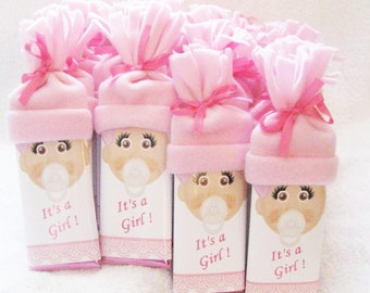 Personalized Baby Shower Favor - Baby Shower Favors - Custom Baby Shower Favors - Gender Reveal  favors