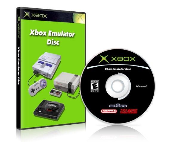 how to put emulators on original xbox