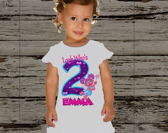 Abby Cadabby Birthday Dress- More Options Available