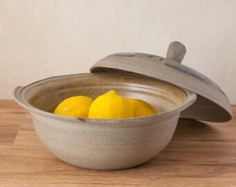 Ceramic Casserole Dish, Baking Dish, Cooking Pots, Tableware Accessories, Ceramic Baking Dish, Ceramic Pot, Rustic Dish, Cooking Gifts