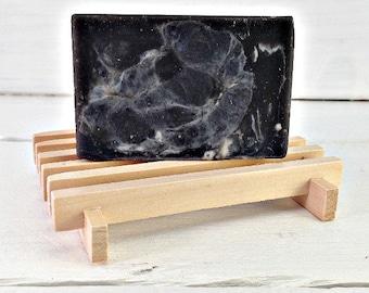 Wooden Soap Dish, Pine Soap Dish, Bathroom Decor, Natural Wood Soap Dish, All Natural Soap, Organic Soap, Vegan Soap, Bath Supplies,
