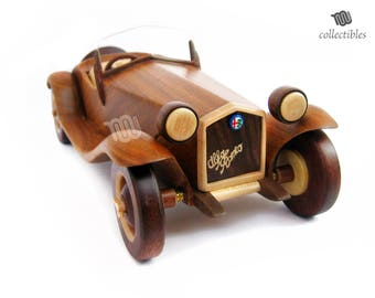 Alfa Romeo 6C 1750 - 1928's - replica collectible