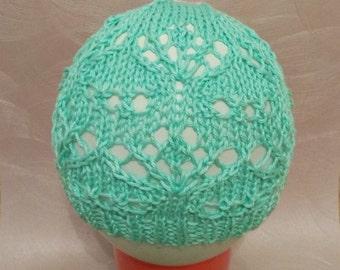 Hat, Cotton Hat, Cotton Summer Hat, Girls hat,