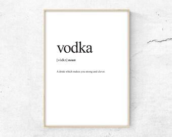 Vodka Definition Print Definition Poster Word Meaning Print Word Definition Art Funny Wall Art Print Dictionary Meaning  sc 1 st  Etsy & Funny wall art | Etsy
