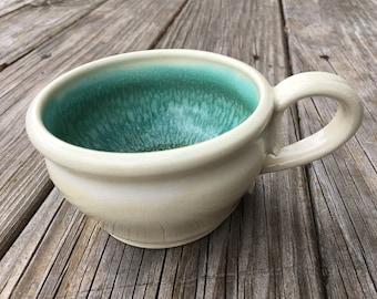 Sea Foam (Tea Cup)