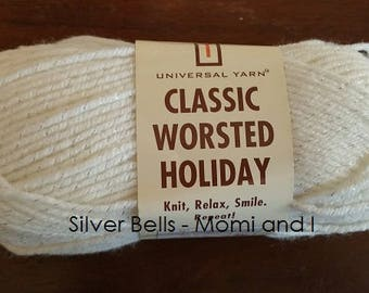 Universal Yarns - Classic Worsted Holiday - Two Color Choices
