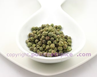 GREEN PEPPERCORN, whole