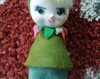 Vintage gnome elf