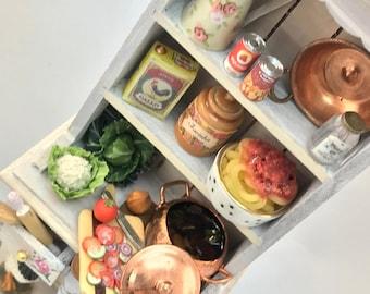 Mediterranean Cupboard