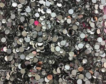 1000pc clear resin rhinestone