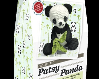 Patsy Panda Crochet Kit