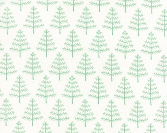 Into the Woods Cloud Garden Trees  by Vanessa Goertzen -- 1/2 YD