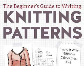 The Beginner's GT Writing Knitting Patterns ebook (804056)