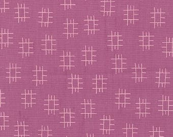 Conservatory by Heather Jones AHN-16644-24 Plum, Purple Fabric, Plum Fabric, Plum Blender, Hashtag Fabric