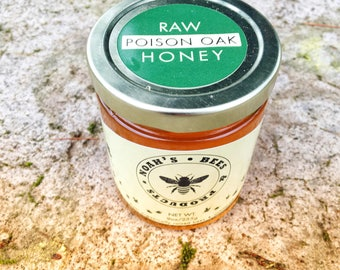 Poison Oak Honey 9oz