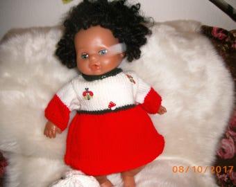 Doll's dress 35-40 cm