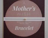 A Mother's Wish Brace...
