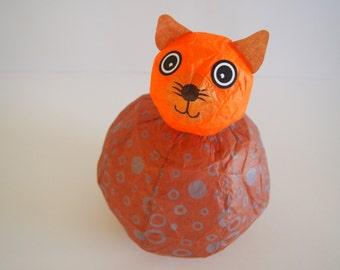 Japanese Paper Balloon / Cat