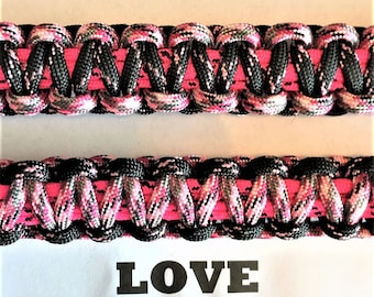 Para cord Pet leashes and collars made to order