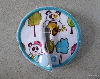 Bears in the Woods G G/J tube pads, G G/J tube covers, mic-key button