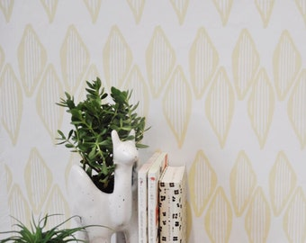 """Wallpaper 24"""" x 48""""  Fossil Rock  Removable wall paper tile - Wall Paper"""