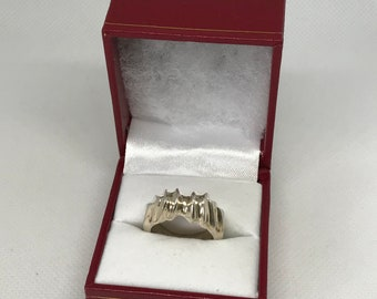 Vintage TAXCO T? Mexico Sterling Silver 925 Ring MARKED
