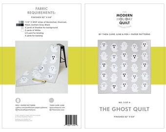 The Ghost Quilt PDF Pattern