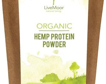 Organic Hemp Protein Powder - 500g