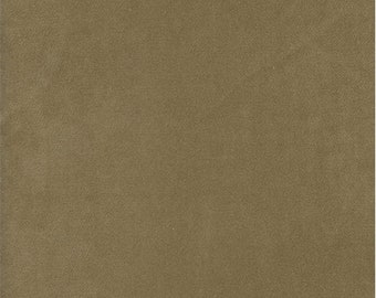 Velveteen Brown Home Decorating Fabric, Fabric By The Yard