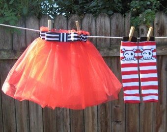 Boutique TuTus and Kool Kid legs --SAVE MONEY when you buy them as a SET--RESERVED FOR KAT