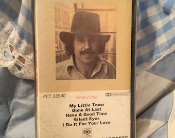 Paul Simon Still Crazy After All These Years Cassette Vintage 1975