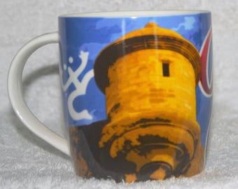 Puerto Rico Mug Cup/Puerto Rico Souvenirs/Coffee Mug with (El  Morro Design)Boricua